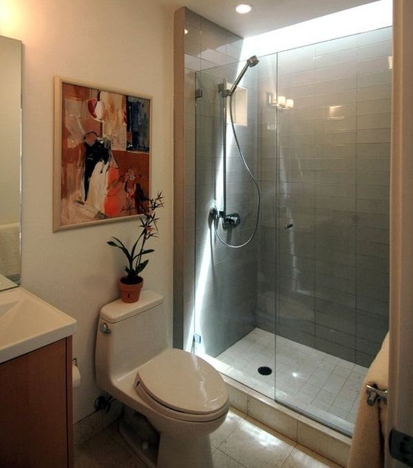 thiết kế nội thất phòng tắm nhỏ hiện đại đẹp