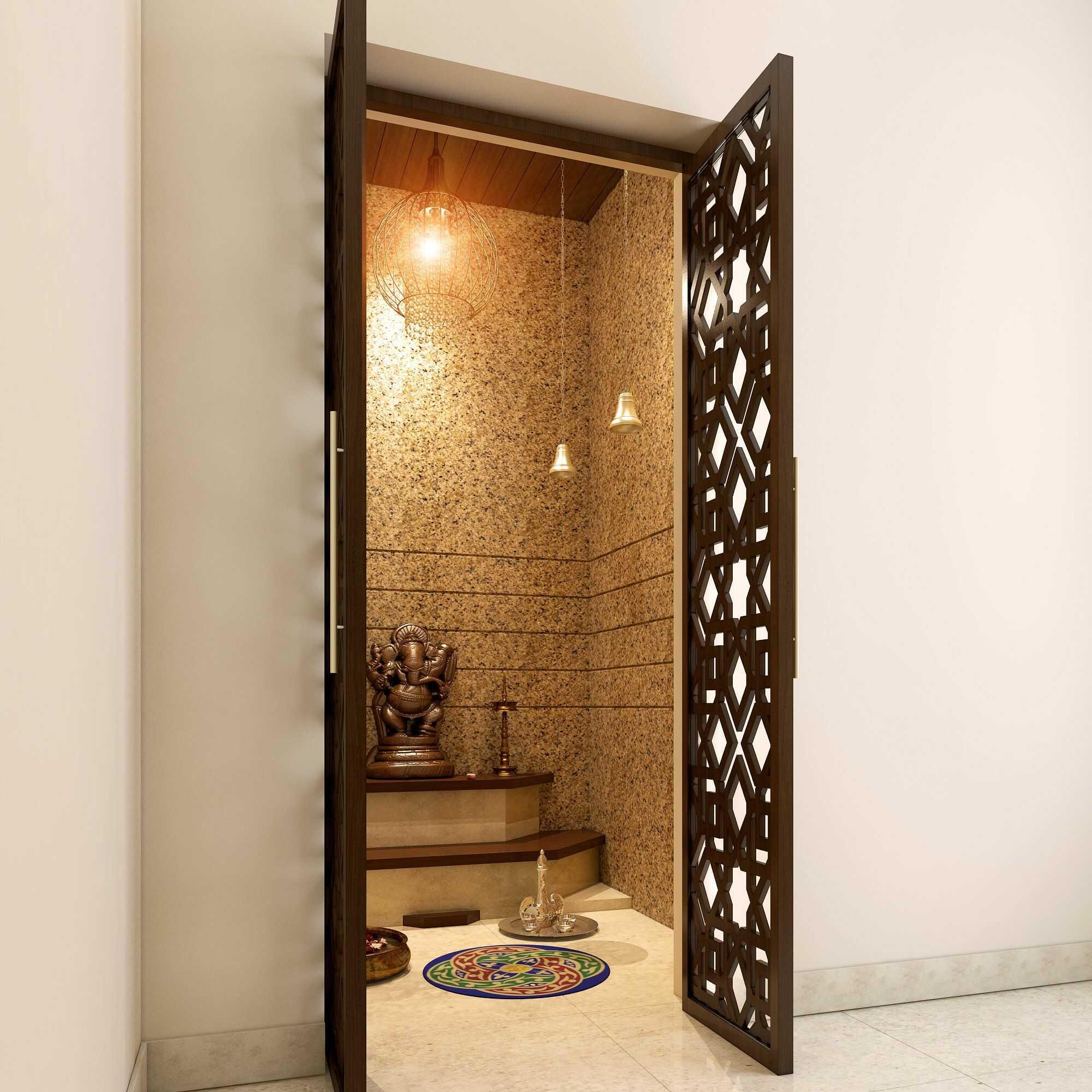 thiết kế bàn thờ cho nhà chung cư