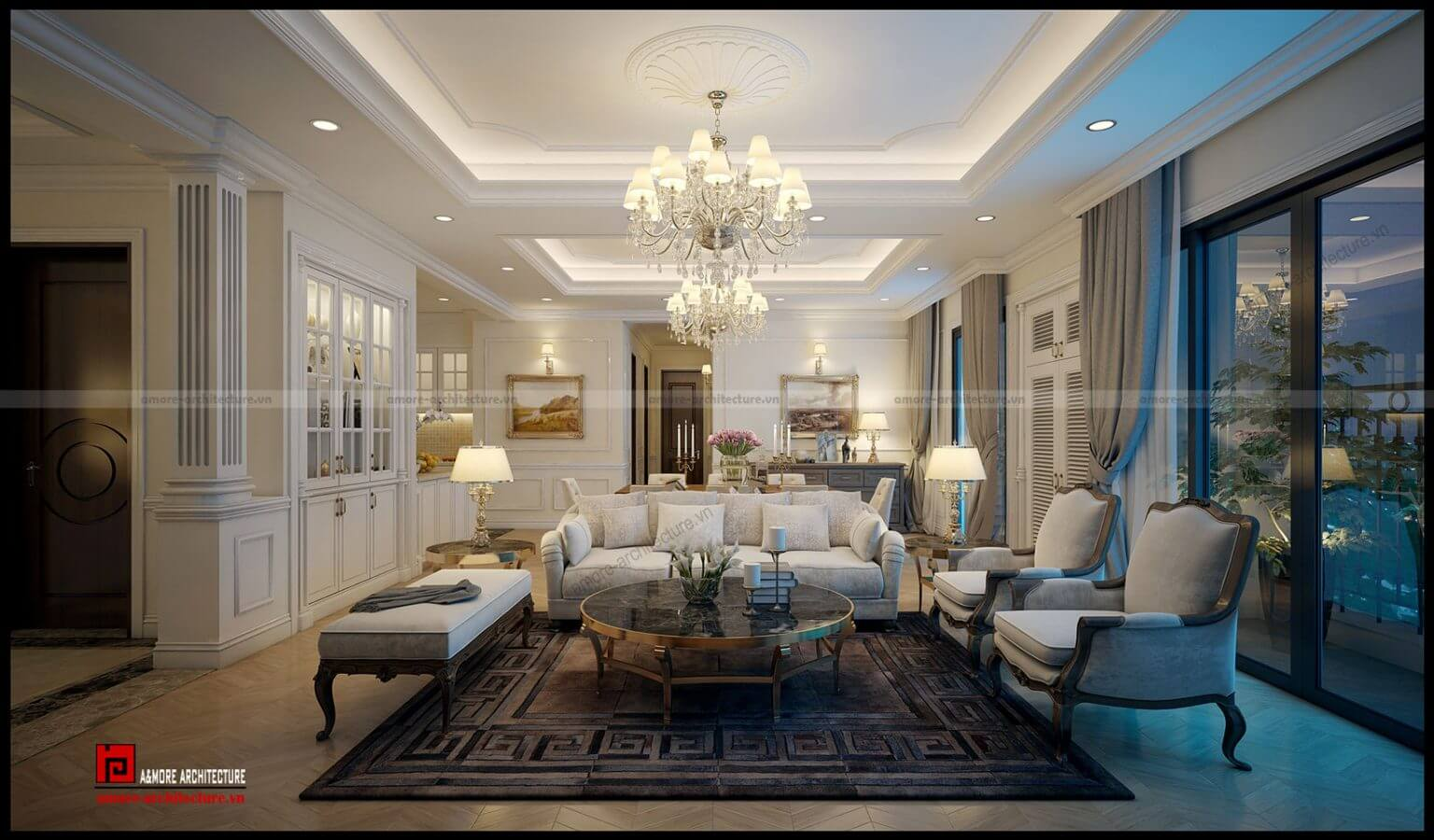 Thiết kế nội thất nào tốt