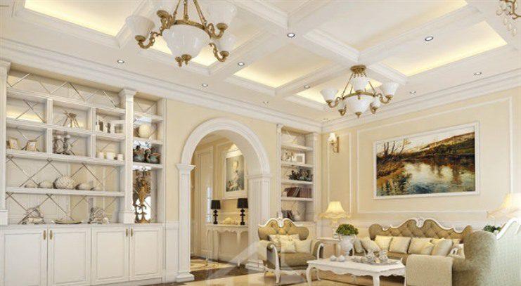 thiết kế nội thất chung cư 60m2
