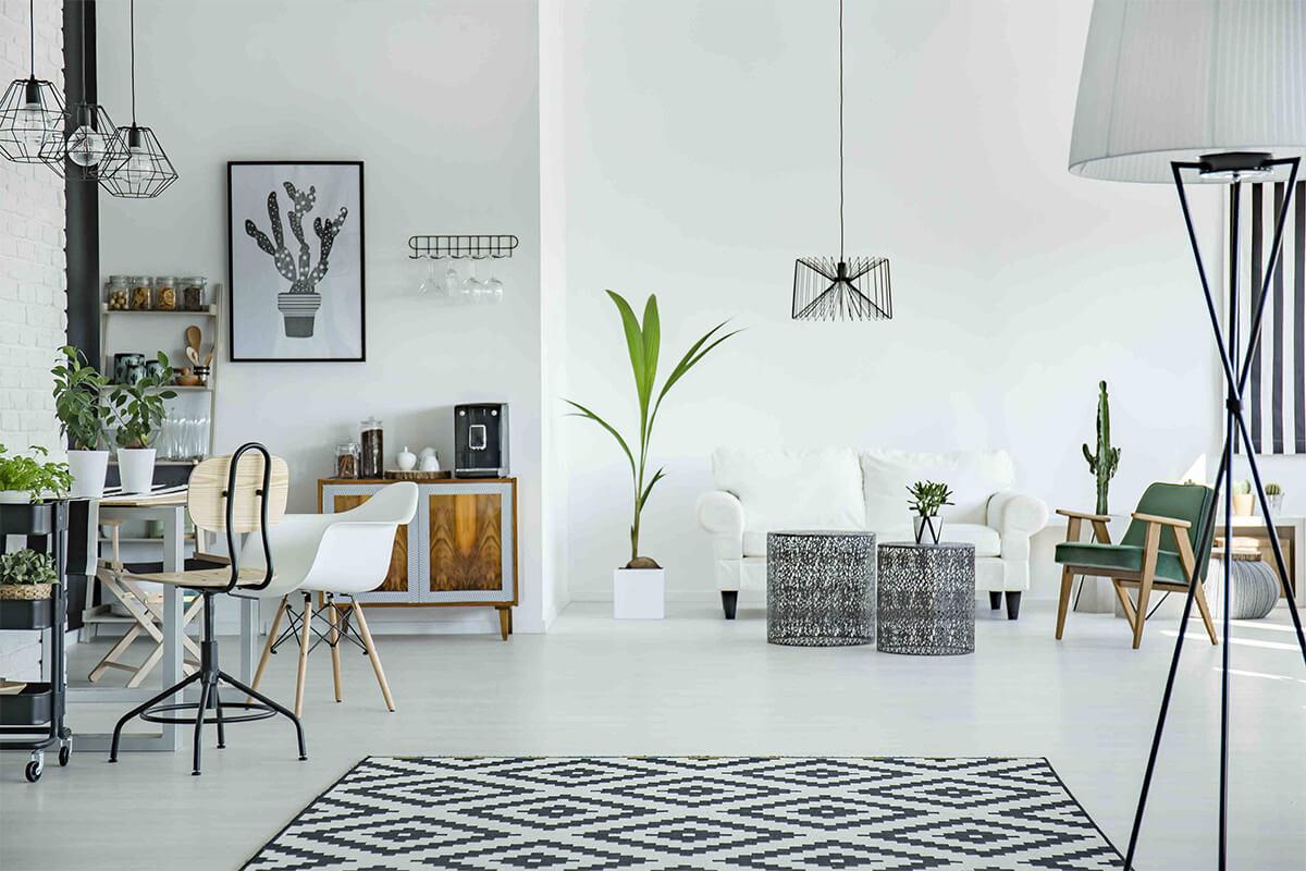 thiết kế nội thất chung cư 150m2 sang trọng