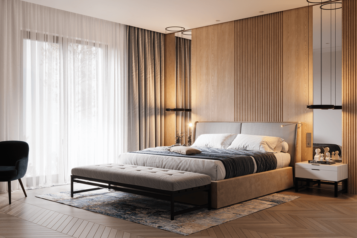 thiết kế nội thất chung cư 65m2