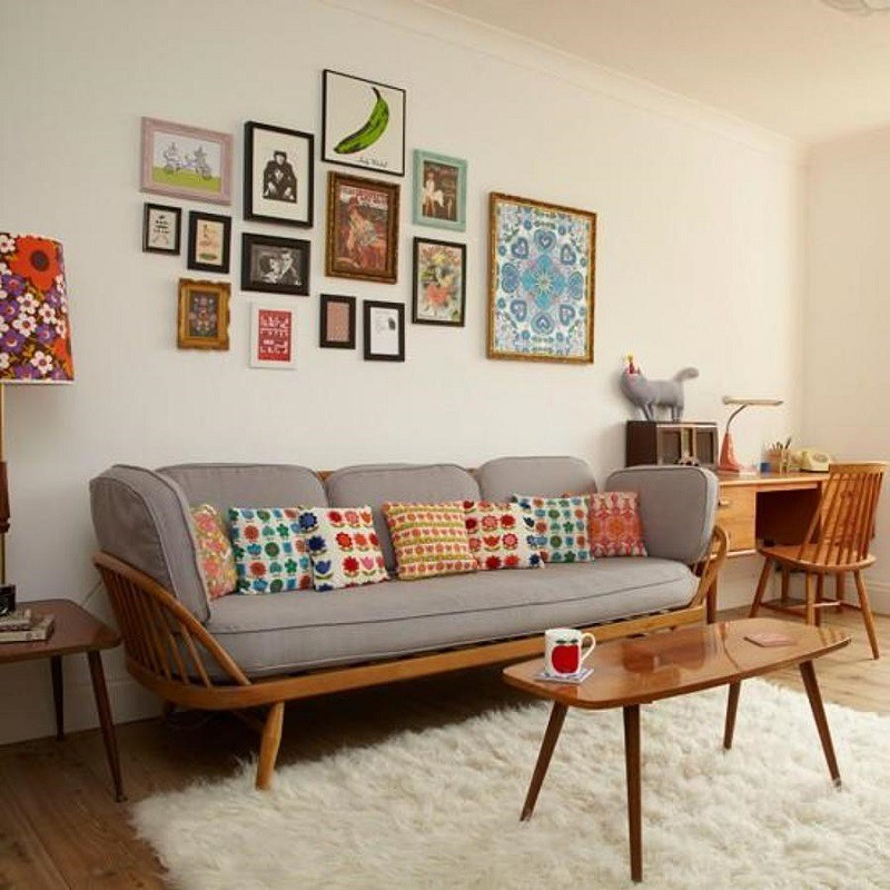 thiết kế nội thất căn hộ 80m2