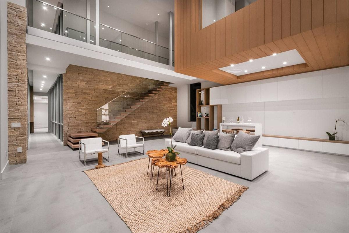thiết kế nội thất biệt thự nghỉ dưỡng